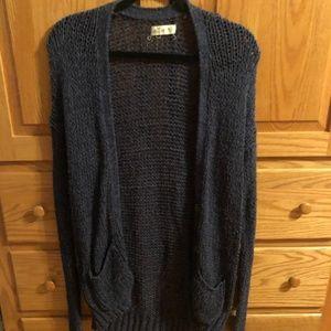 Navy Hollister Sweater